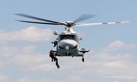 Miami-Dade Fire Rescue Places Order for Four Leonardo AW139's