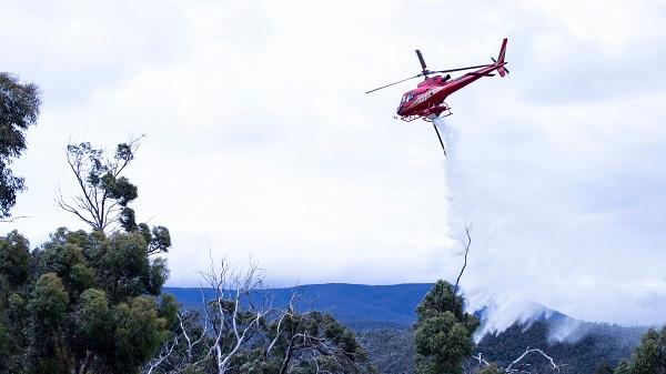 CFA ReadiesWater Bombing Crews with Drill in Victoria, Australia