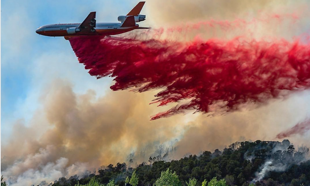 Albuquerque Aerial Firefighting Company Helping With Australia Wildfires