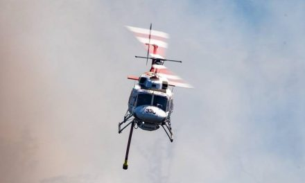 Two Fires Burn Near Coopernook as RFS Continues Containment Effort Across Mid North Coast