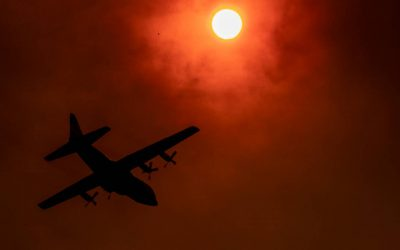 US Aerial Firefighters See Growing International Opportunities Amid Domestic Uncertainties