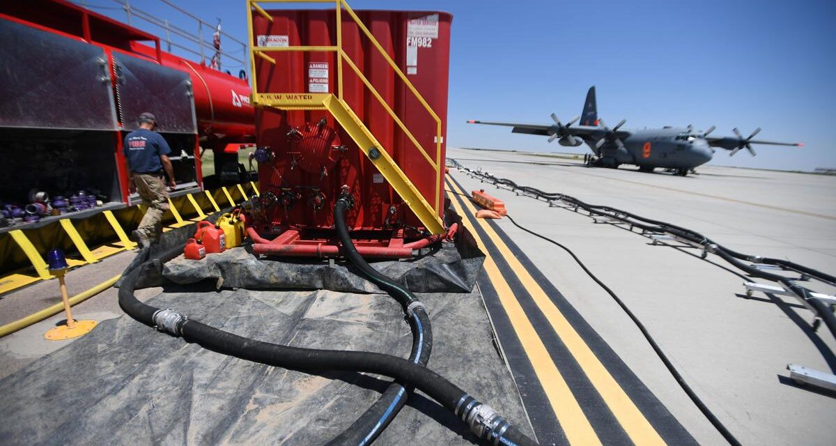 Colorado Springs Airport to be Home to Regional Firefighting Base