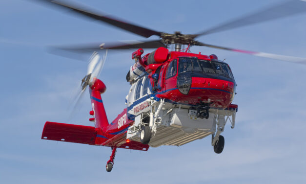 Aerial Firefighters Steal the Show at Heli-Expo 2020