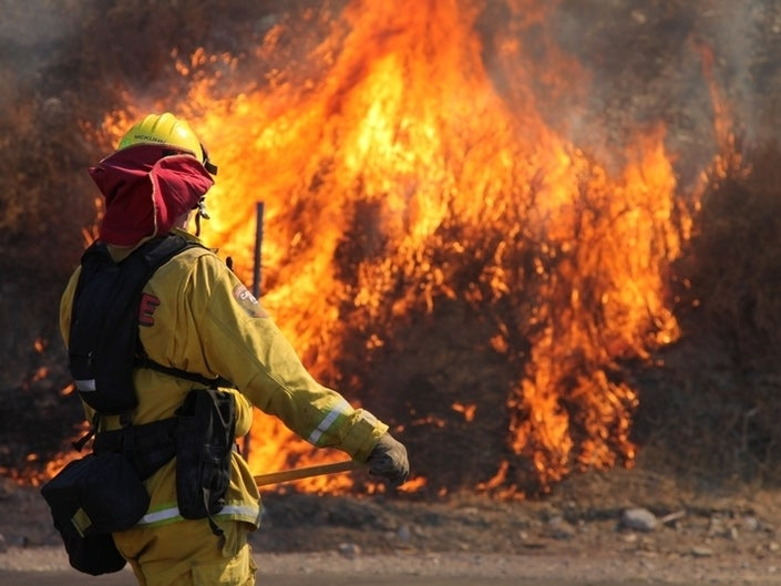 Firefighters Say Coronavirus Will Obstruct Emergency Service, Evacuations as Wildfire Season Closes In