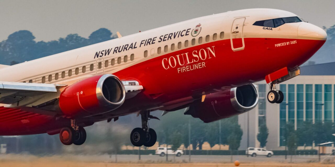 Coulson Secures 412 Operations Contract, Moves Base to Bankstown in Australia