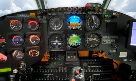 AeroBrigham integrates Garmin GI 275 Technology