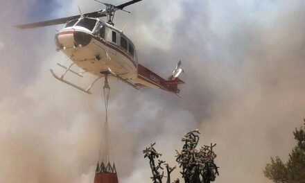 Fire in Las Animas County exceeds 11,000 acres; 466 fire also grows