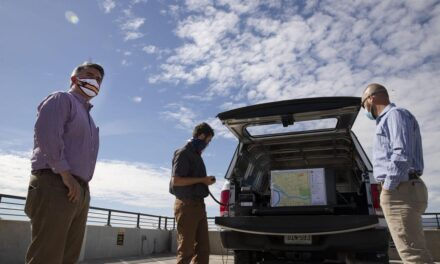 Wildfire firefighting technology on display in Grand Junction on Wednesday