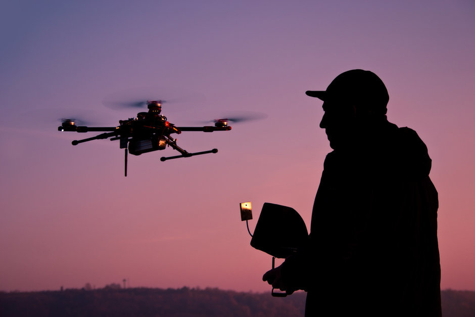 Southern California Utility Uses Drones to Guard Against Wildfires