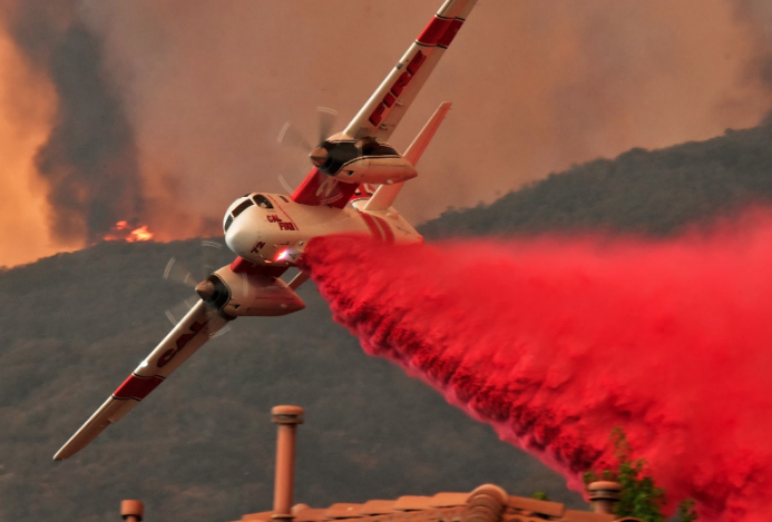 California needs more air power to fight wildfires