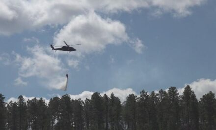 National Guard Helicopter Training Inspires Team Spirit