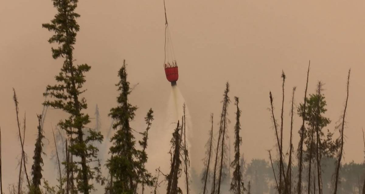 Saskatchewan Firefighters Bracing for 'Well Above Average' Summer Wildfire Risk