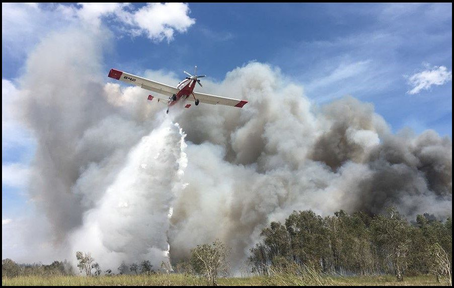 Fighting Fires on the Frontline