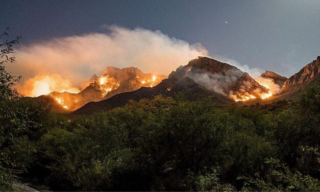 Bighorn Fire in Santa Catalina Mountains over 100,000 acres