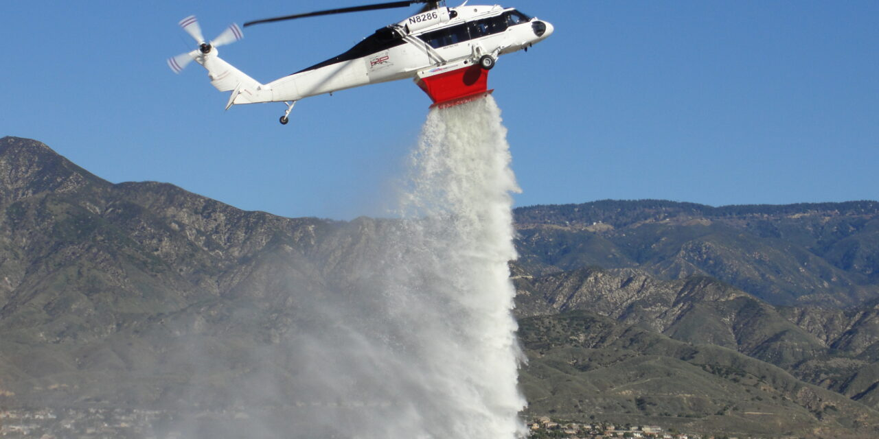 Helitak Australia Secures Exclusive Use Contract for FT4500 Tank with U.S. Forest Service