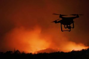 Drone Interference Into Quarter Fire Under Investigation