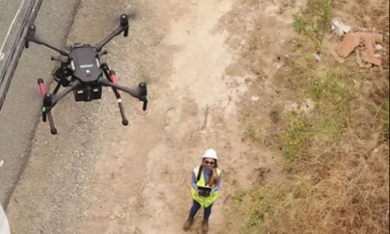 SCE Using Drones as Part of Wildfire Pre­vention Measures