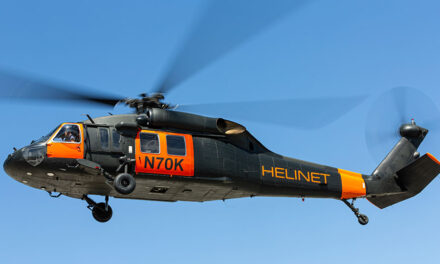 Helinet Enters Utility Market with New Aerial Firefighting Contracts