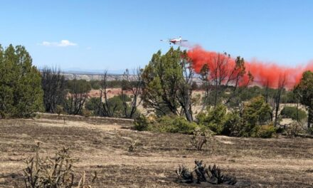 Huerfano County fire 60% contained, crews downsize