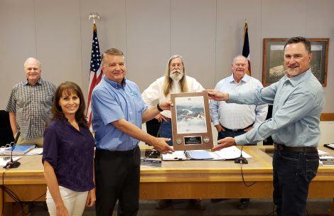 Garfield County airport director honored by CDOT Aeronautics Division