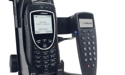 Blue Sky Network Launches First Secure Docking Station for Iridium 9575A Satellite Phone