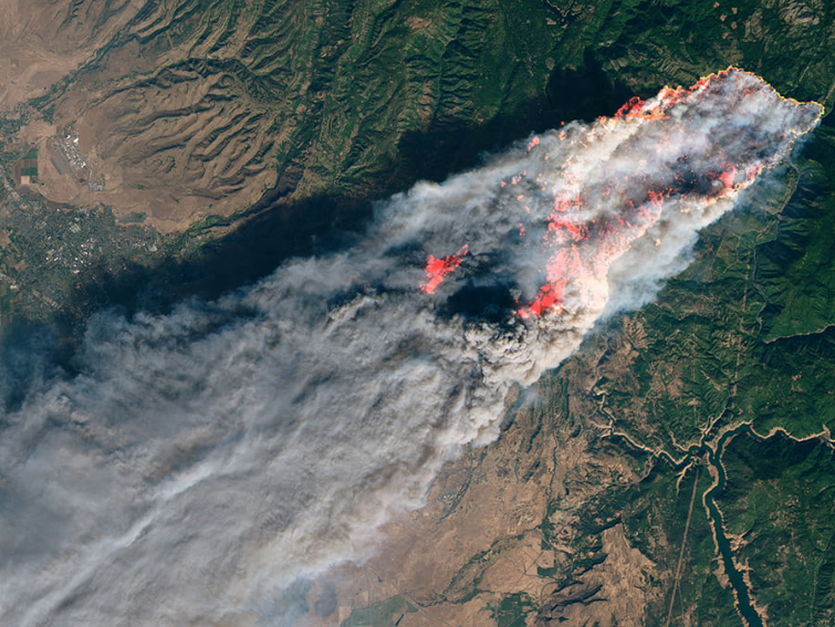 """""""Our lives should not be sacrificed this easily"""": Camp Fire tragedy leads to new wildfire research"""