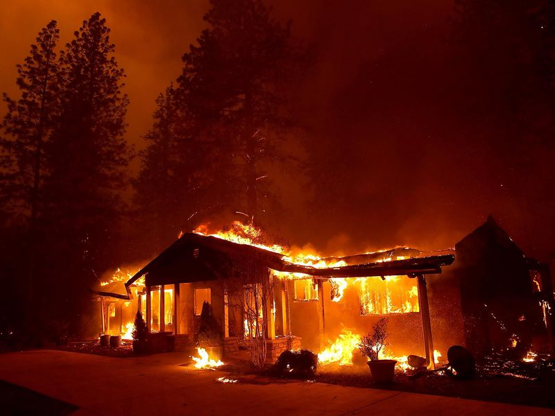 How COVID-19 Will Change the Way We Fight Wildfires