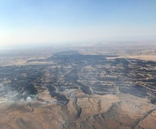 Neiber Fire grows to over 13,000 acres