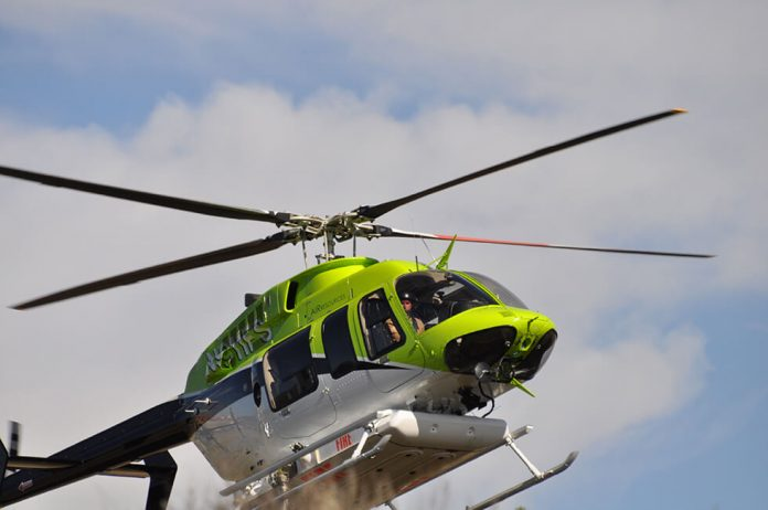Cal Fire deploys helitack air resources to fight fires