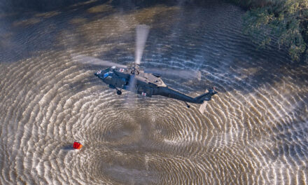 New York Army National Guard Conduct Aerial Firefighting Training