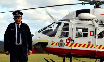 New partnership sees rural NSW benefit from additional firefighting helicopter