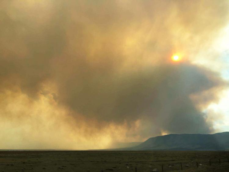 A day that won't be forgotten: Mullen Fire explodes to burn 32,328 more acres