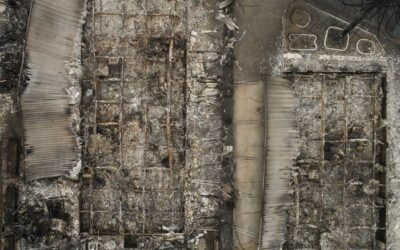 $8.3 million to fund valuable airborne fire-mapping technology
