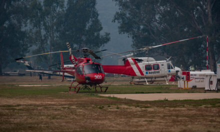 Victoria's Aerial Firefighting Fleet Return to the Skies