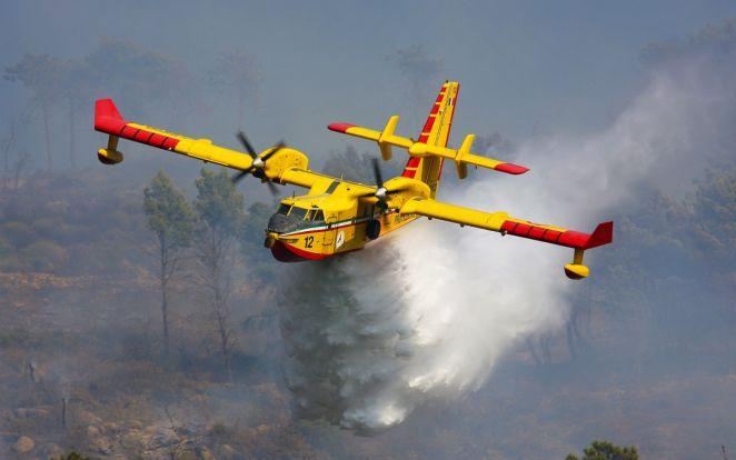 Tangent Link Announces Presentations for Aerial Firefighting Europe