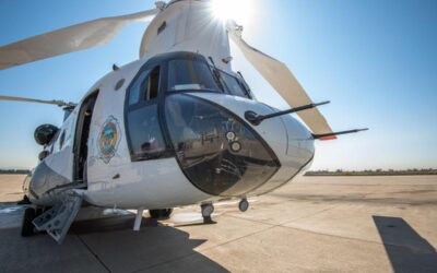 Southern California Edison Funds 'Critical Aerial Support' for Daytime and Nighttime Firefighting