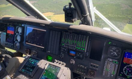Astronautics Roadrunner® Electronic Flight Instrument System Included in Arista Aviation HH-60L Retrofit for Santa Barbara County