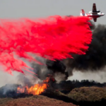 'First guys out': Western Canadian air tanker fleet busy despite drop in wildfires