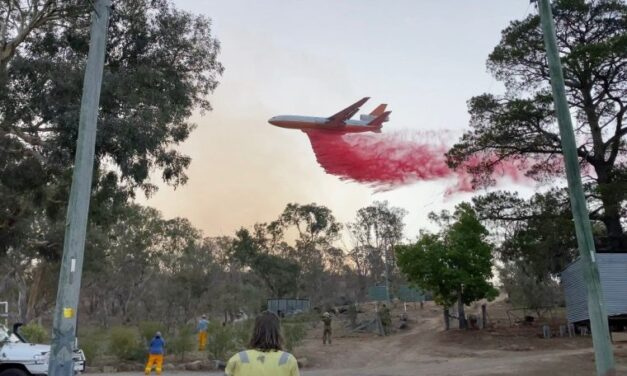 Senate inquiry calls for bushfire fleet, lambasts Commonwealth funding