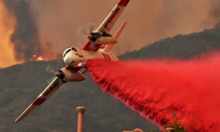 DynCorp wins $352M contract to support California wildfire control