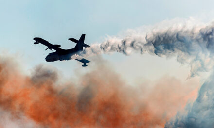 National flying firefighting fleet getting off the ground