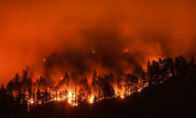 How Oregon Is Fighting Wildfires with Technology