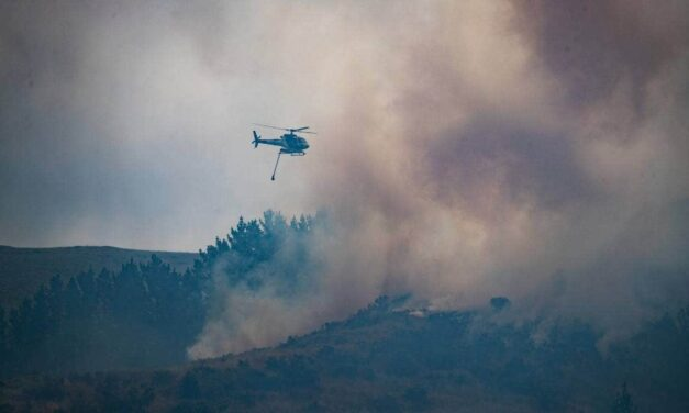 Dry conditions and high winds creating 'extreme' fire risk in Christchurch