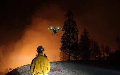Unique Forest Service Program Saves Money and Lives with Innovative Technology