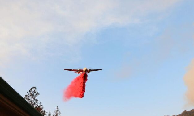 Agricultural pilots seek firefighting role