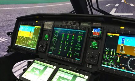 CopterSafety Installs AW169 Simulator