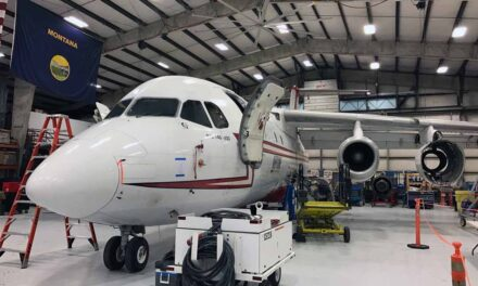 Hill Airtanker Base off to busy start with early fire season