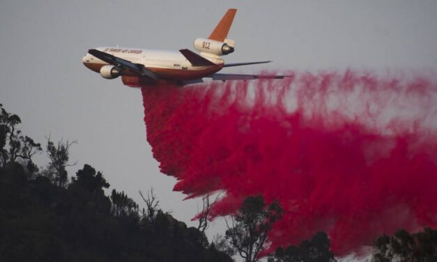 Air tanker investment essential to preventing tragedy