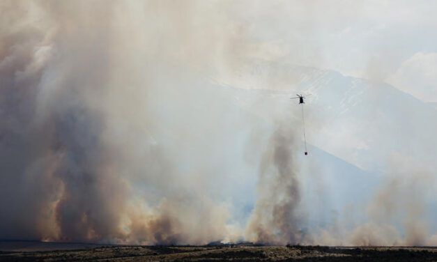 Greek villages, monasteries evacuated as fire damages homes
