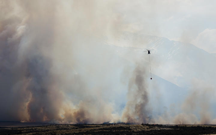 Aerial firefighting costs explode after a large flame